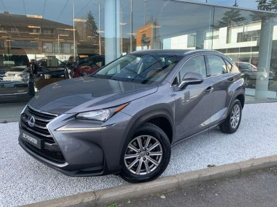 Lexus NX 300 2.5i AWD Business Edition E-CVT NX300H bei Garage De Poorter in 8530 Harelbeke