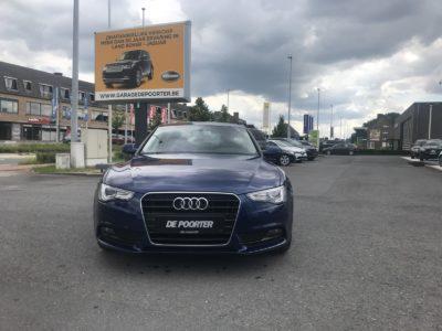 Audi A5 Sportback 2.0 diesel manueel Euro 6 ! bei Garage De Poorter in 8530 Harelbeke