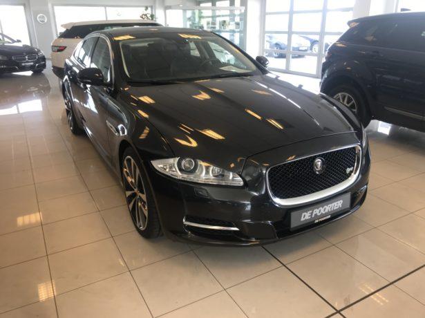 """Jaguar XJ """"R """" 3.0 Diesel bei Garage De Poorter in 8530 Harelbeke"""